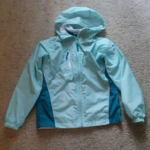 Mint & Teal Columbia Sportswear Jacket
